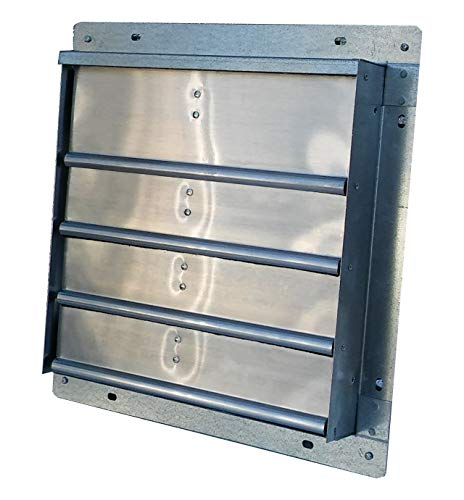 Western Harmonics Solar DC Powered Shutter Exhaust Fan by Western Harmonics (Image #2)