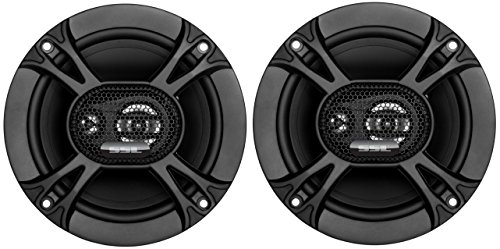 Sound Storm EX365 150 Watt (Per Pair), 6.5 Inch, Full Range, 3 Way Car Speakers (Sold in - Greater Classics Dakota