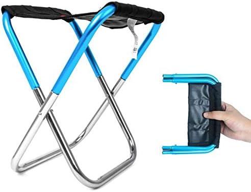 MaylFre Aluminiumlegierung Oxford Cloth Tisch Outdoor-Camping-Picknick-Tisch Ultralight beweglicher Tisch im Freien Barbecue Angeln St/ühle
