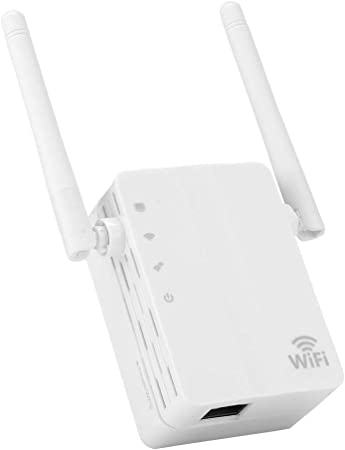 Tangxi 300Mbps Home WiFi Repeater, Plug and Play Antena ...