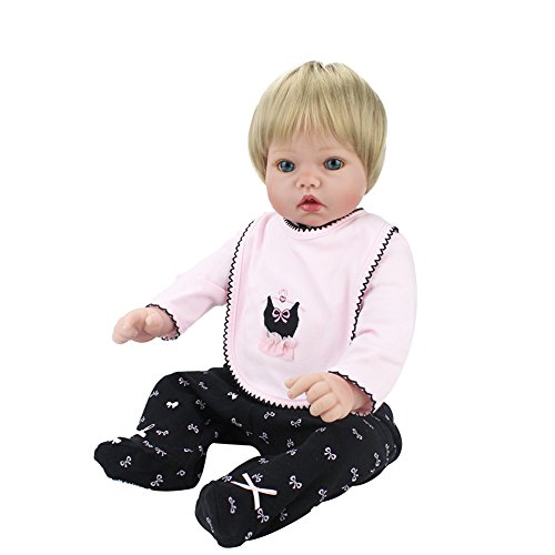 Simulated Roles Juego Reborn Company De Baby's Doll Bulary Lifelike 57nqRWtwxO