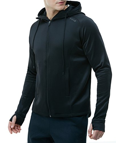 Hooded Sports Jacket - 7