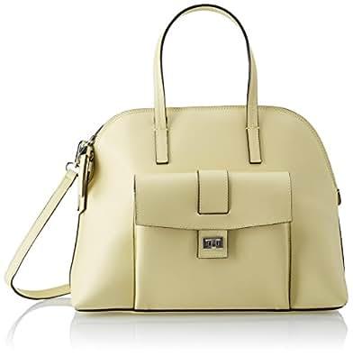 427dfabf Chicca Borse Mujer Bolso de mano Amarillo Size: 38x30x13 cm (W x H x ...