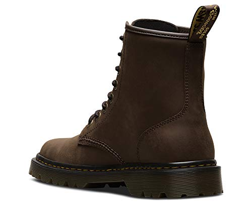 Martens Uomo Horse Action Sneaker Dr Dark Brown Crazy FzdFRw