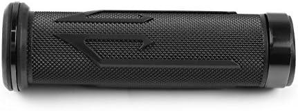 Handlebar Grips Aprilia Tuono V4 R Motea 6X black