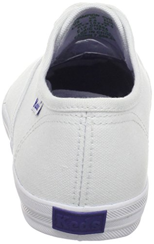... Keds kids CHAMP CVO KY31577F Unisex-Kinder Sneaker Weiß (WHITE) ...