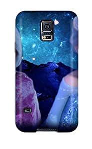 New Style Tasha P Todd Hard Case Cover For Galaxy S5- Frozen