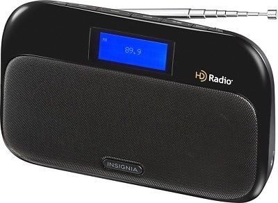 Insignia NS-HDRAD2 Tabletop HD Radio