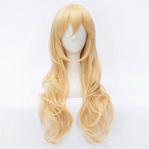 Flovex-Long-Blonde-Wavy-Anime-Cosplay-Wigs-Sexy-Curly-Natural-Costume-Party-Daily-Hair