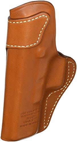 Blackhawk Inside-the-Pant Leather Holster for Glock 26/27/33