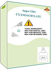 IVORIE  Dental Lab Super Glue Cyanoacryl...