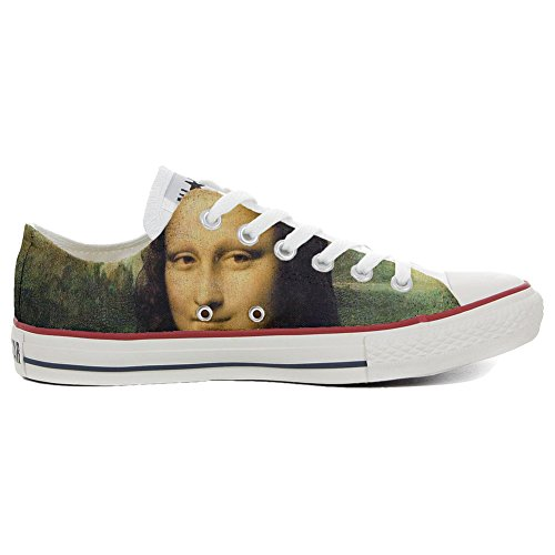 Produit All Coutume Star Adulte La artisanalPersonnalis� Converse Gioconda Mixte Chaussures nUSaYYqH
