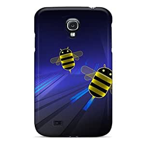 For Case Ipod Touch 5 Cover Bumper PC Skin Cover For Honeycomb Bees Accessories