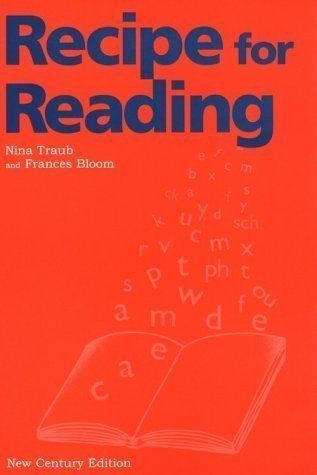 Recipe for Reading (Revised and Expanded) by Traub, Nina, Bloom, Frances 3rd (third) Edition [Spiralbound(2000)]