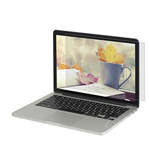 iProtect Crystal Clear Schutzfolie für Apple MacBook Pro 13