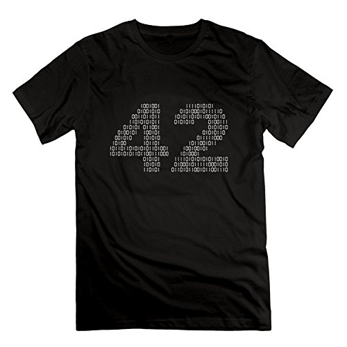 42 Hitchhikers Guide To The Galaxy Creative Size Short Sleeves Men Cotton Short For Color