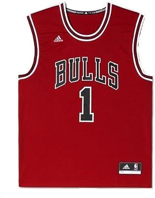 adidas Herren Trikot Chicago Bulls NBA Replica 5fc4a4fbb8ee