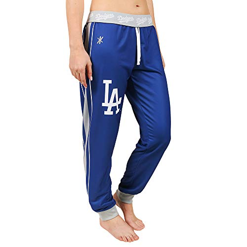 Los Angeles Dodgers Polyfleece Jogger Pant - Womens Small
