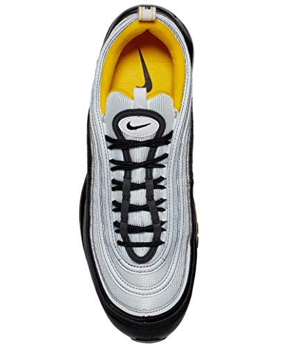 Max Uomo Multicolore Air Nike 97 Black Scarpe 001 Running White Amarillo 75H5awq