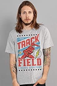 Camiseta The Flash Track & F