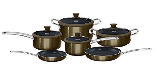 Kenmore Nonstick Cookware Gunmetal Induction