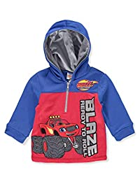 Blaze and the Monster Machines Boys' Fleece Hoodie