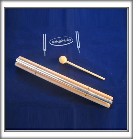 Sound Healing Energy Bar Chime 528 Hz Free Shipping