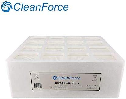 CleanForce HyperHEPA Filtro H12/13, Adapt IQAir HealthPro Compact ...