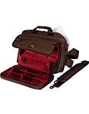 Protec LUX Clarinet Case with Sheet Music Messenger Bag