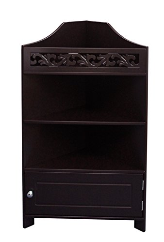 Review 3 Tier Corner Diplay,Shelf,Cabinet,Rack By eHemco by eHemco