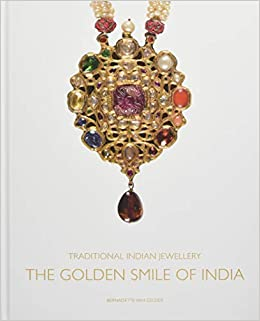 Traditional Indian Jewellery : The Golden Smile of India
