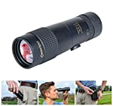 Compact Monocular for Adults, Monocular Scope. Super Lightweight (only 0.35lbs) with 8-24x high