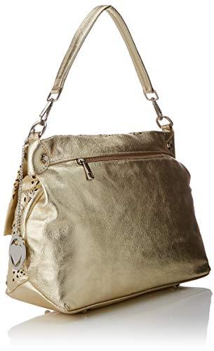 Cbc7714tar e Borse Oro Donna a oro borse spalla Shoppers Chicca Bx6Wq45wSS