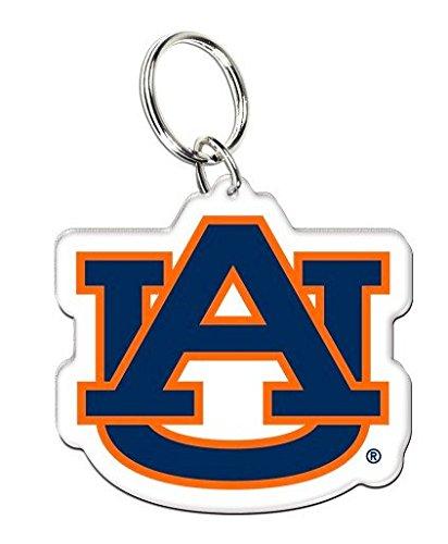 Wincraft NCAA Official Auburn University Tigers Premium Acrylic Key Ring