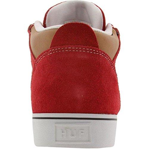 Huf En Vulc (rød / Hvit / Tan)