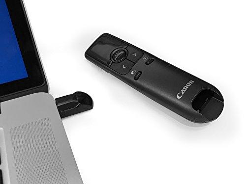 Canon PR5-G Wireless Remote Presenter, Green by Canon (Image #3)
