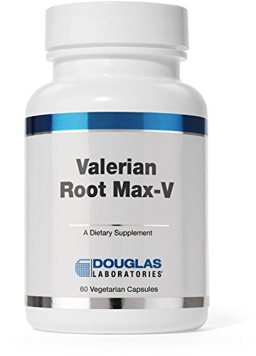 Douglas Laboratories® - Valerian Root Max-V - Standardized Extract to Support Healthy Sleep and Muscle Relaxation* - 60 Capsules
