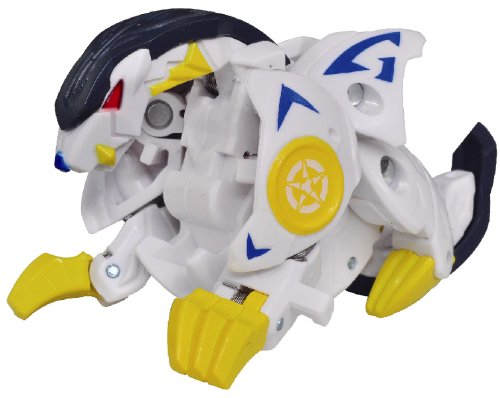 Baku-Tech BTC-40 BoosterPack Well Garreau Bakugan SegaToys [JAPAN] by Sega Toys