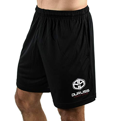 Duruss Tecnico Pantalon Corto de Deporte Hombre