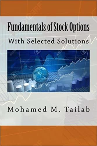 Book Fundamentals of Stock Options: With Selected Solutions