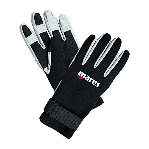 Mares Erwachsene Taucherhandschuhe Gloves AMARA 1.5 mm, Schwarz, XL, 412702