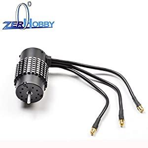 HPI Racing Savage Flux HP 2200 Tork Brushless Motor 2200Kv for RC CAR RC BOAT Sold By ZeroHobby