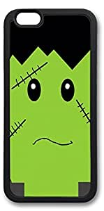 iPhone 6 Cases, Personalized Custom Soft TPU Black Edge Case Cover for New iPhone 6 4.7 inch Halloween Boy by lolosakes