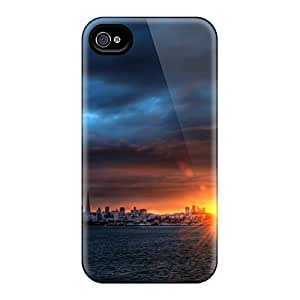 UGo34576JRQq Faddish Sunset Over Frisco Bay Hdr Cases Covers For Iphone 6