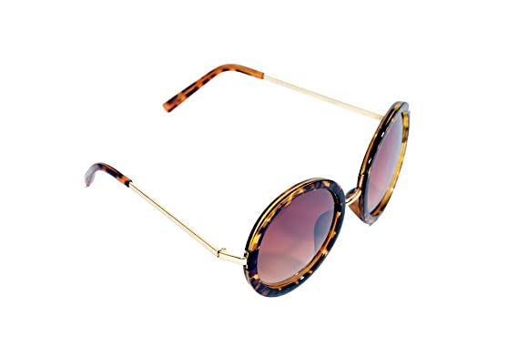 0e0c5cccd Image Unavailable. Image not available for. Colour: Eye Candy Round  Sunglasses ...