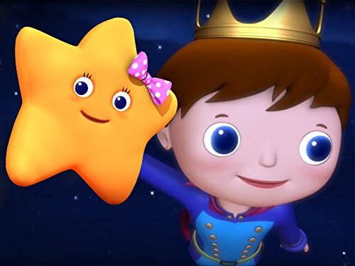 Twinkle Twinkle Little Star & The Prince (Pat A Cake Pat A Cake Bakers Man)