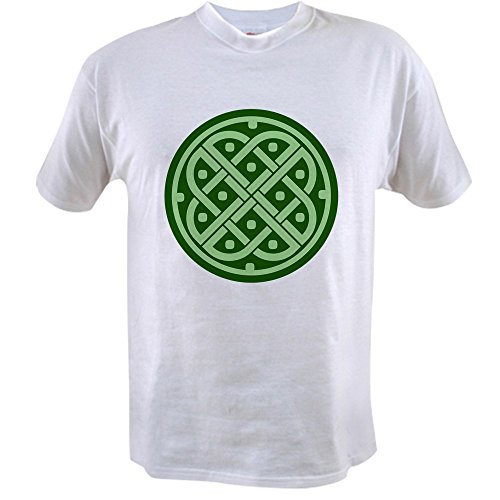Royal Lion Value T-Shirt Celtic Knot Interlinking - (Ireland Value T-shirt)