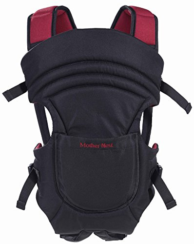 Mother Nest Baby Carrier - 3 Carrying Positions for Infants and Toddlers 8-33 lbs-Soft Structured Breathable Mesh - Makes the Perfect Baby Shower Gift!