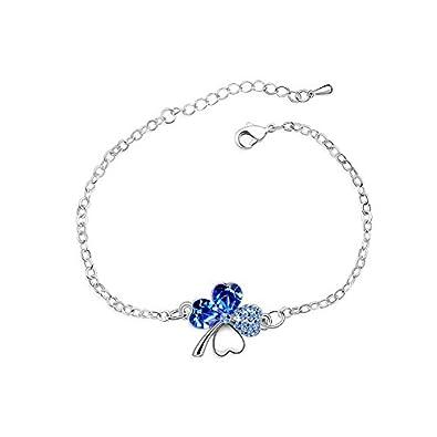bracelet swarovski avec breloques