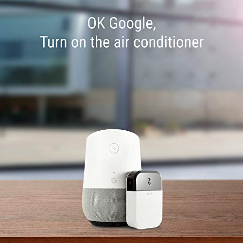 Sensibo Sky Smart Air Conditioner Controller | WiFi Thermometer Monitoring Provides Smart AC Control | Compatible with Amazon Alexa, Google Home, iOS and Android | Control Temperature From Anywhere by Sensibo (Image #5)